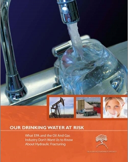 Drinking Water At Risk