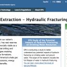 EPA & Fracking
