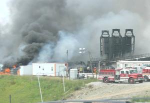 Monroe County EMA photo