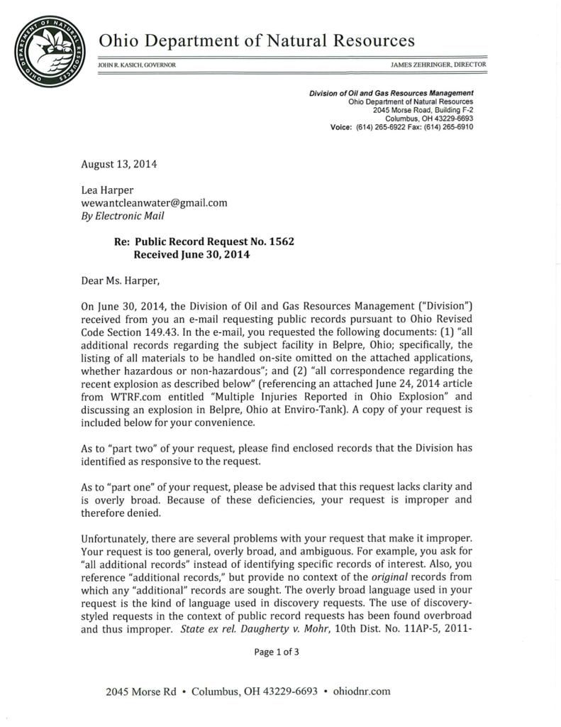 #1562 Letter