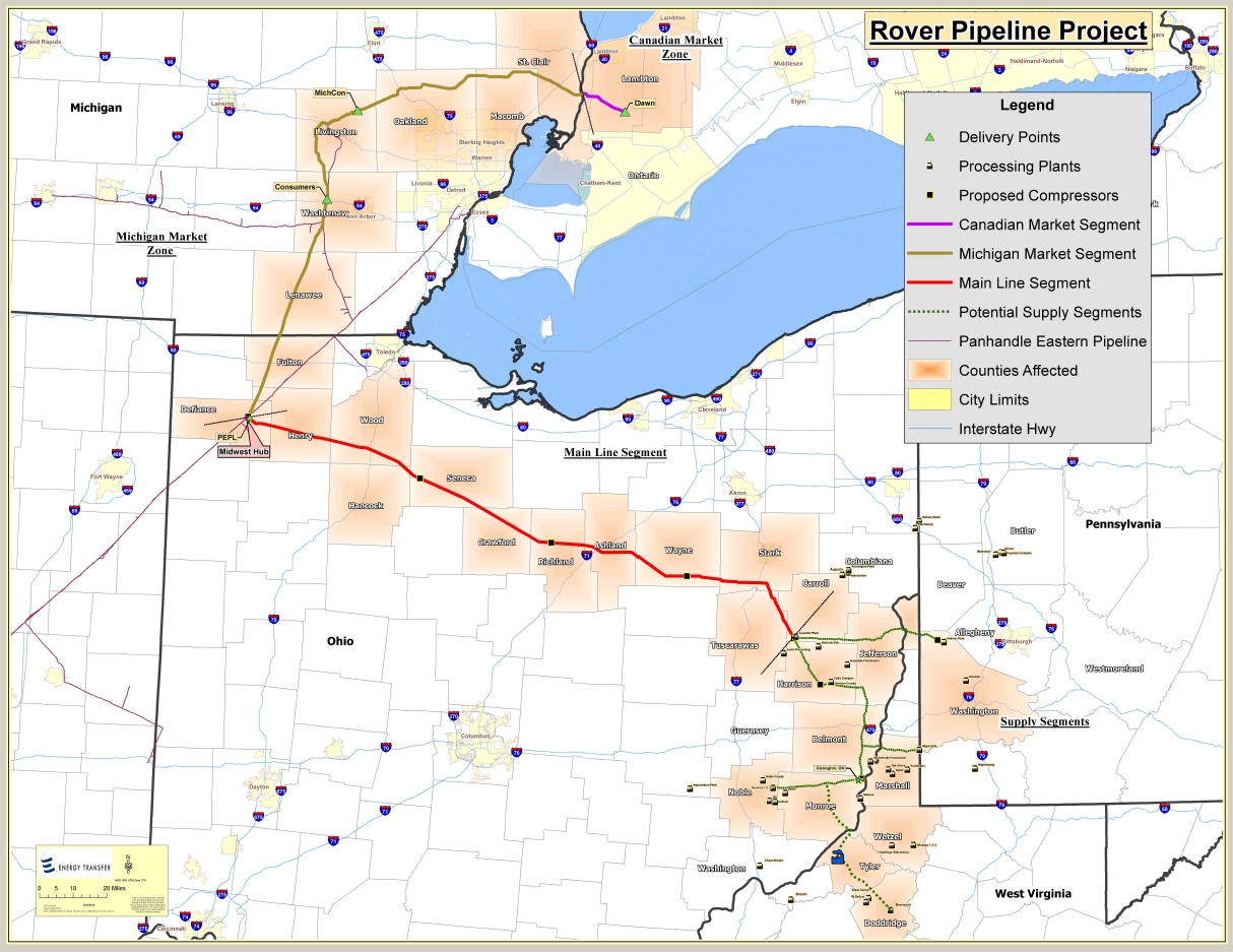 Environmental Groups Align Efforts to Challenge FERC Pipeline Projects