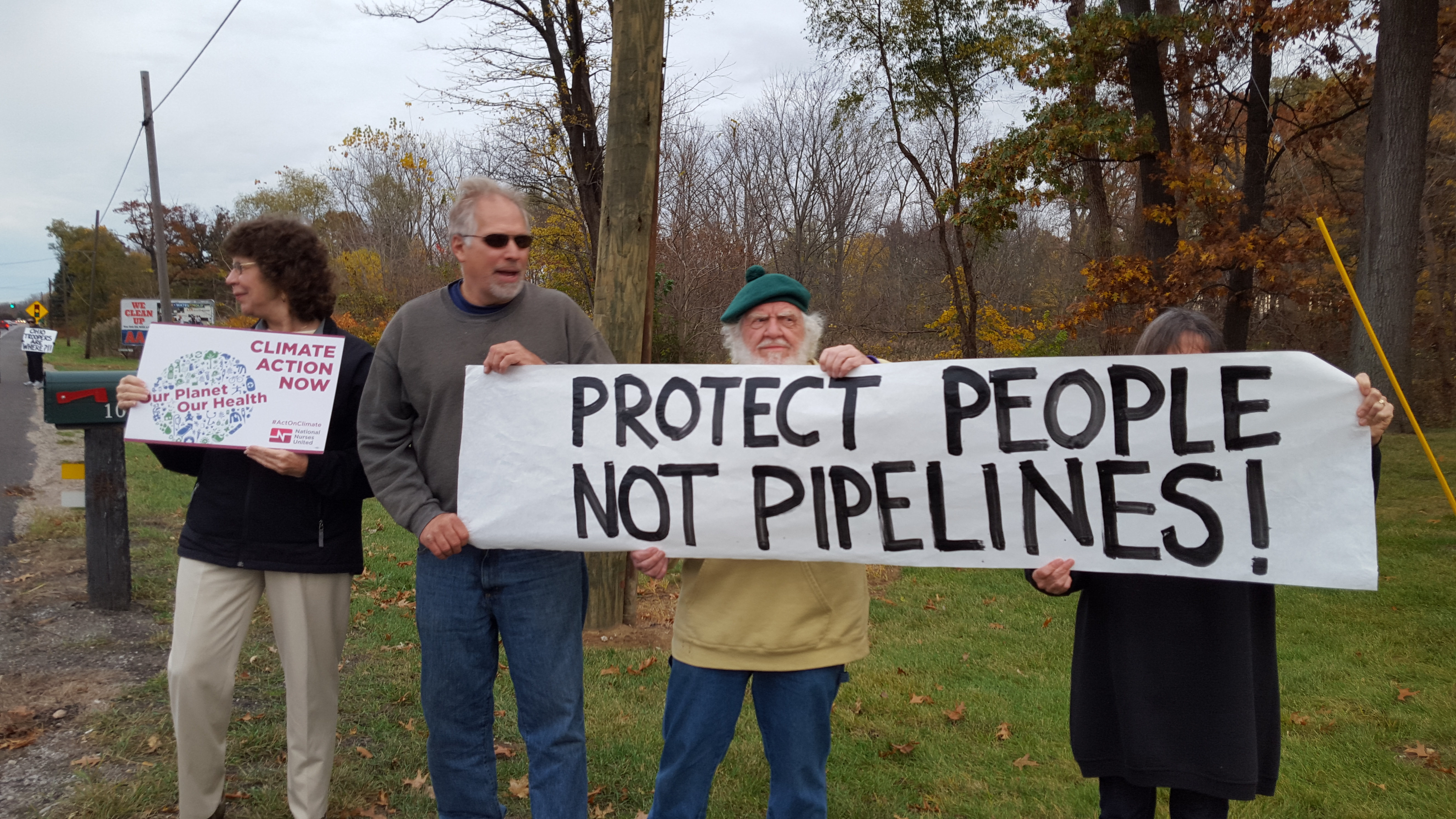Freshwater Accountability Project & Others Oppose Eminent Domain Abuse