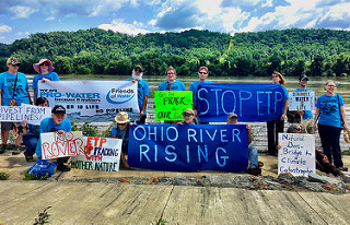 Freshwater Accountability Project Demands Ohio River Protections